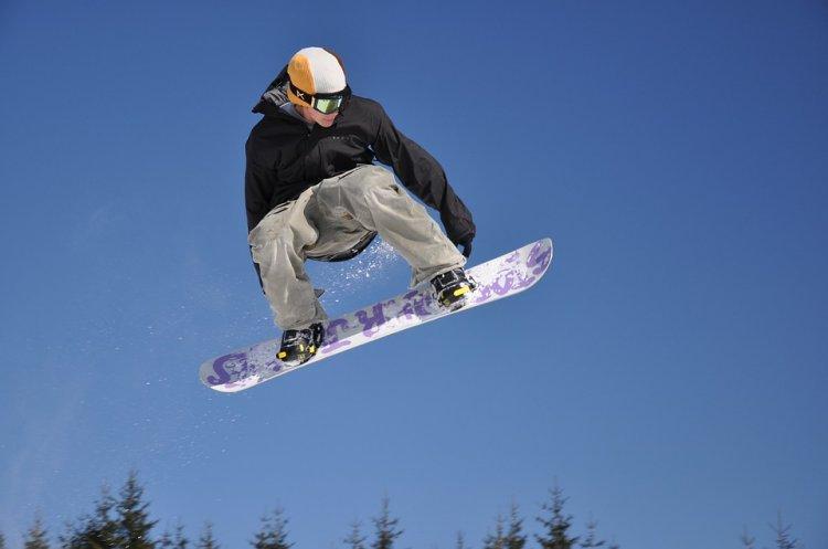 В Уфе пройдут Всероссийские детские соревнования по сноуборду