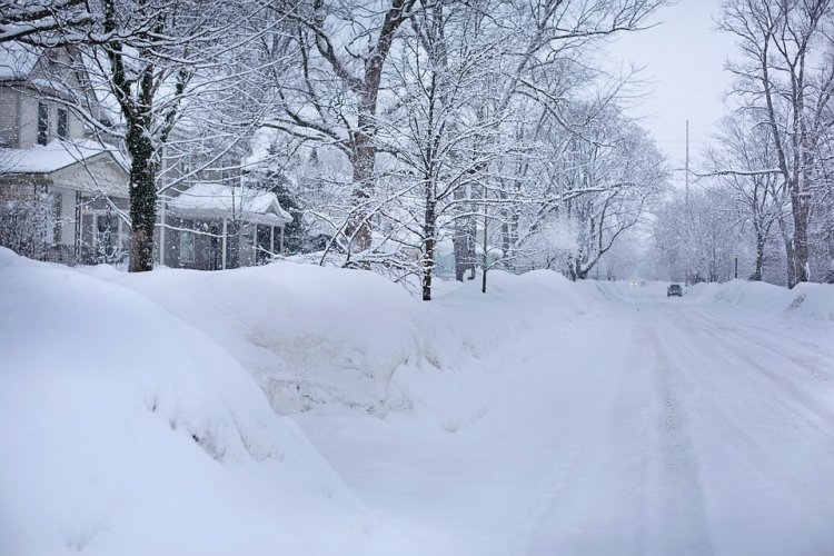 В Башкортостане прогнозируется небольшой снег