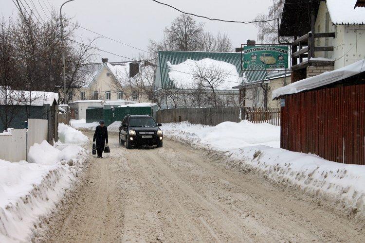 Активисты ОНФ считают необходимым создание пешеходных зон в частном секторе Уфы