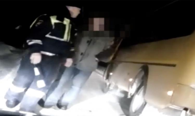 Пьяный водитель школьного автобуса задержан в Башкирии