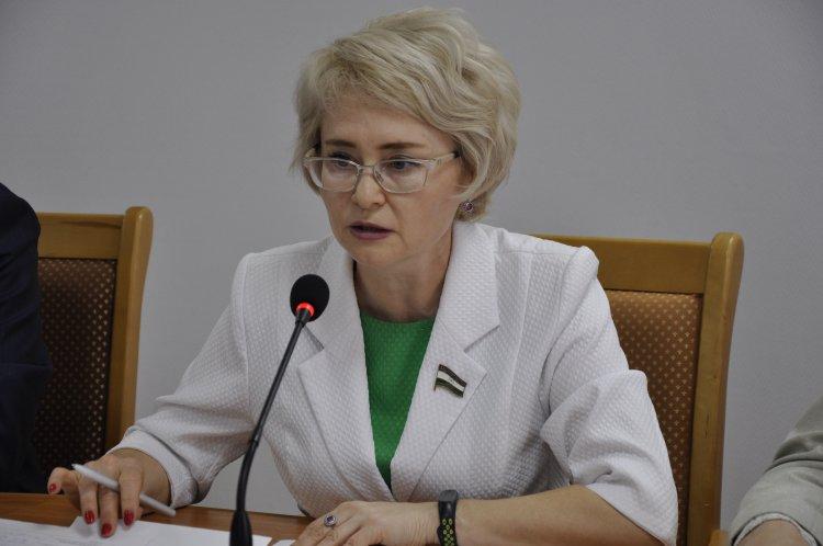 Эльвира Аиткулова назначена Руководителем Региональной общественной приемной «Единой России» в Башкортостане