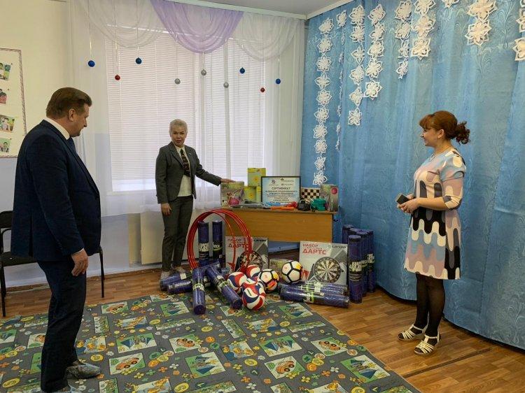 В Башкортостане стартовал благотворительный проект «Спорт доступен каждому»