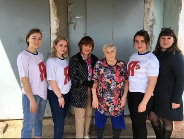 В Башкирии в юбилейный год снятия блокады Ленинграда партийцы помогли ветерану обрести прописку
