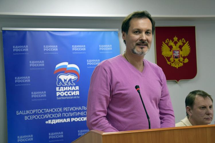 Аскар Абдразаков присоединился к реализации партпроекта «Культура малой Родины»