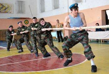 В Стерлитамакском районе пройдет спортивный праздник «А, ну-ка, парни!»