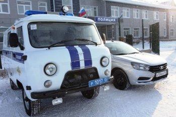 В Башкирии открыто новое здание районного отдела полиции