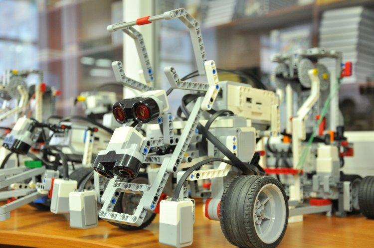 Лучших робототехников региона выбрали в Стерлитамаке