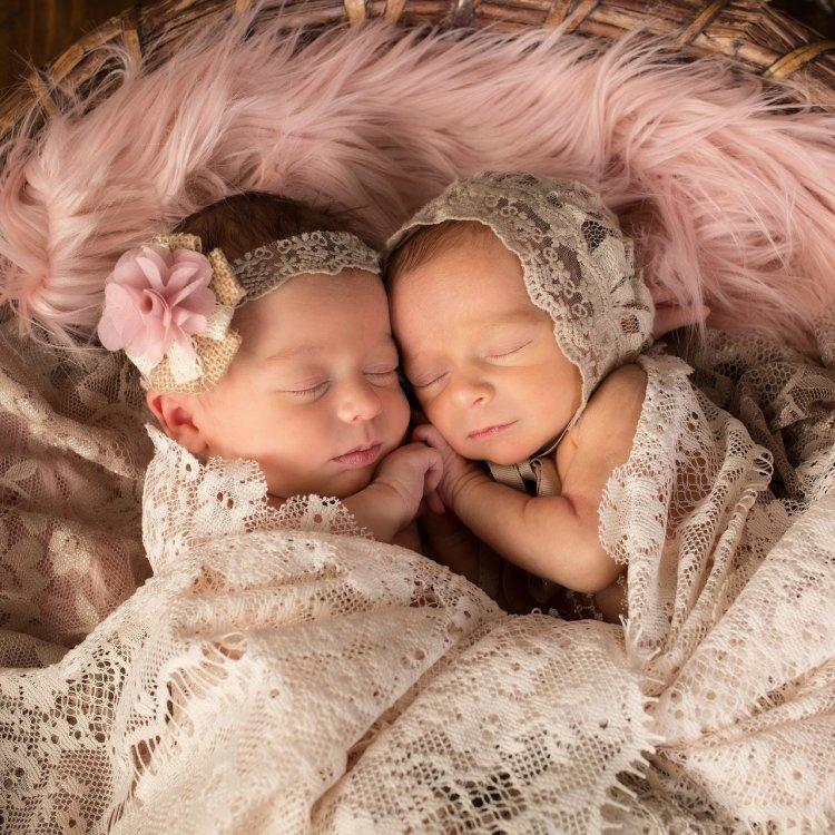 В январе в Башкортостане родилось 40 двойняшек