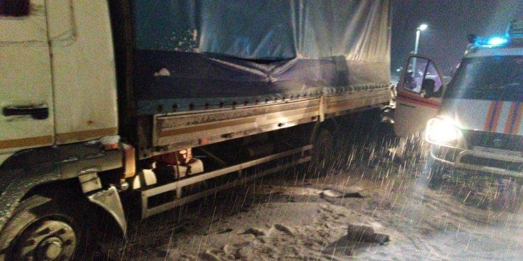 Утром в страшном ДТП в Башкирии погибли 4 человека