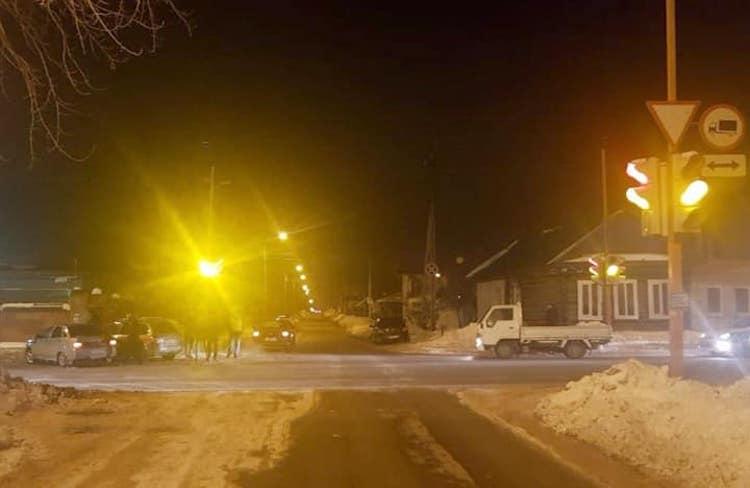 ДТП в Стерлитамаке: «десятка» не уступила дорогу «Калине»