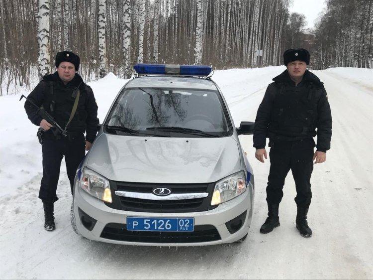 В Башкирии росгвардейцы задержали любителей шоколадных яиц