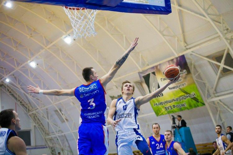 «Уфимец» усилился воспитанником башкирского баскетбола и одержал две победы в Ставрополе