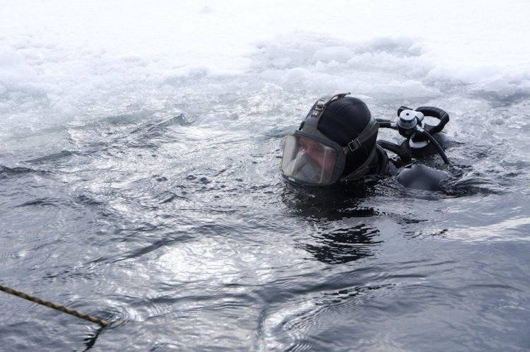 В Уфе на глазах очевидца утонул мужчина