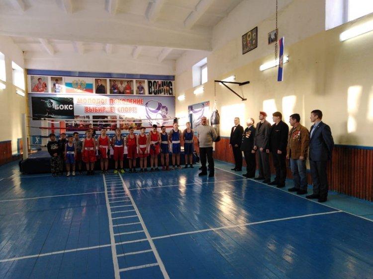 В Стерлитамаке прошел памятный турнир по боксу