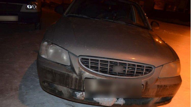 В Башкирии челябинский таксист за одну ночь похитил 12 аккумуляторов из припаркованных машин