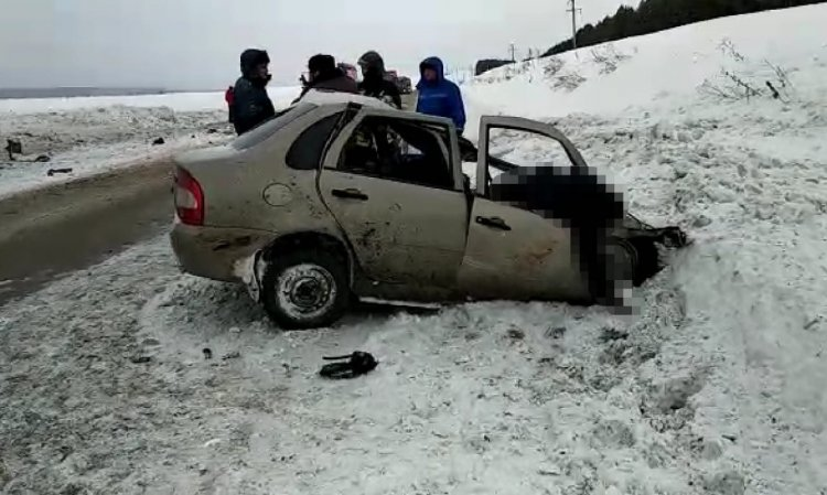 В Башкирии за сутки в ДТП погибли 8 человек, еще 20 пострадали