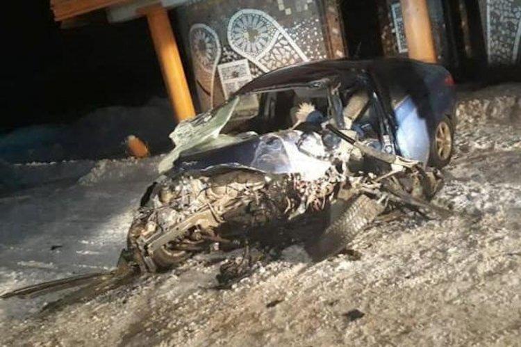 В Башкирии в страшном ДТП с бензовозом погиб 25-летний водитель иномарки