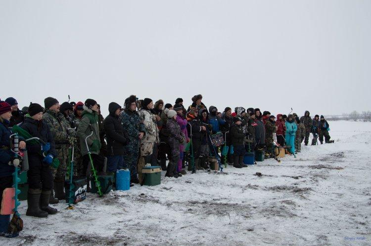 В Стерлитамакском районе прошел фестиваль по зимней ловле рыбы «Ледниковый период - 2019»