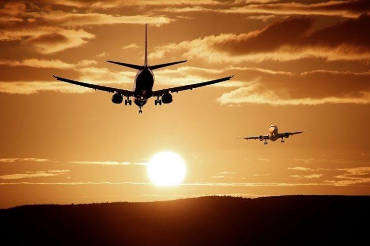 В небе над Уфой произошло ЧП с самолетом
