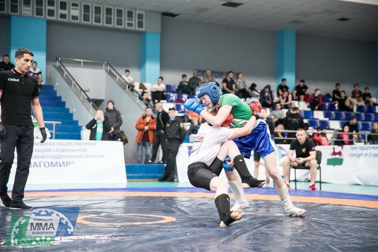 В Уфе прошли Чемпионат и Первенство Башкортостана по ММА