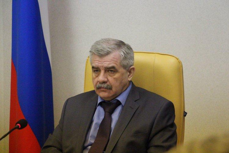 В Уфе Михаил Закомалдин провел совещание в руководителями федеральных структур власти