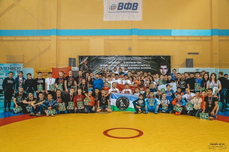 В Стерлитамаке прошли масштабные соревнования по спортивной борьбе