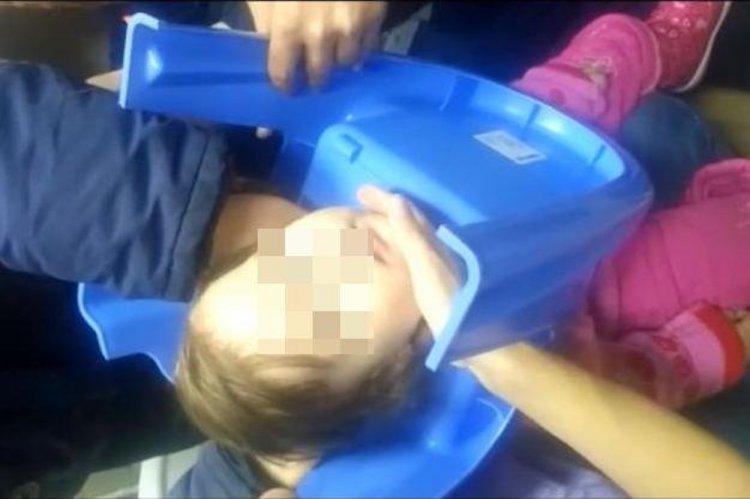 В Башкирии девочка застряла в стуле, потребовалась помощь спасателей