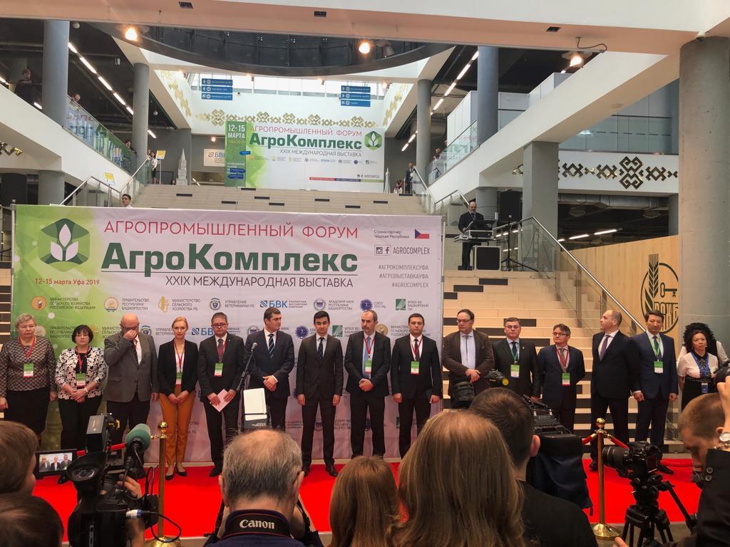 Аграрии Башкирии сэкономили 334 млн руб  при покупке российской сельхозтехники при господдержке