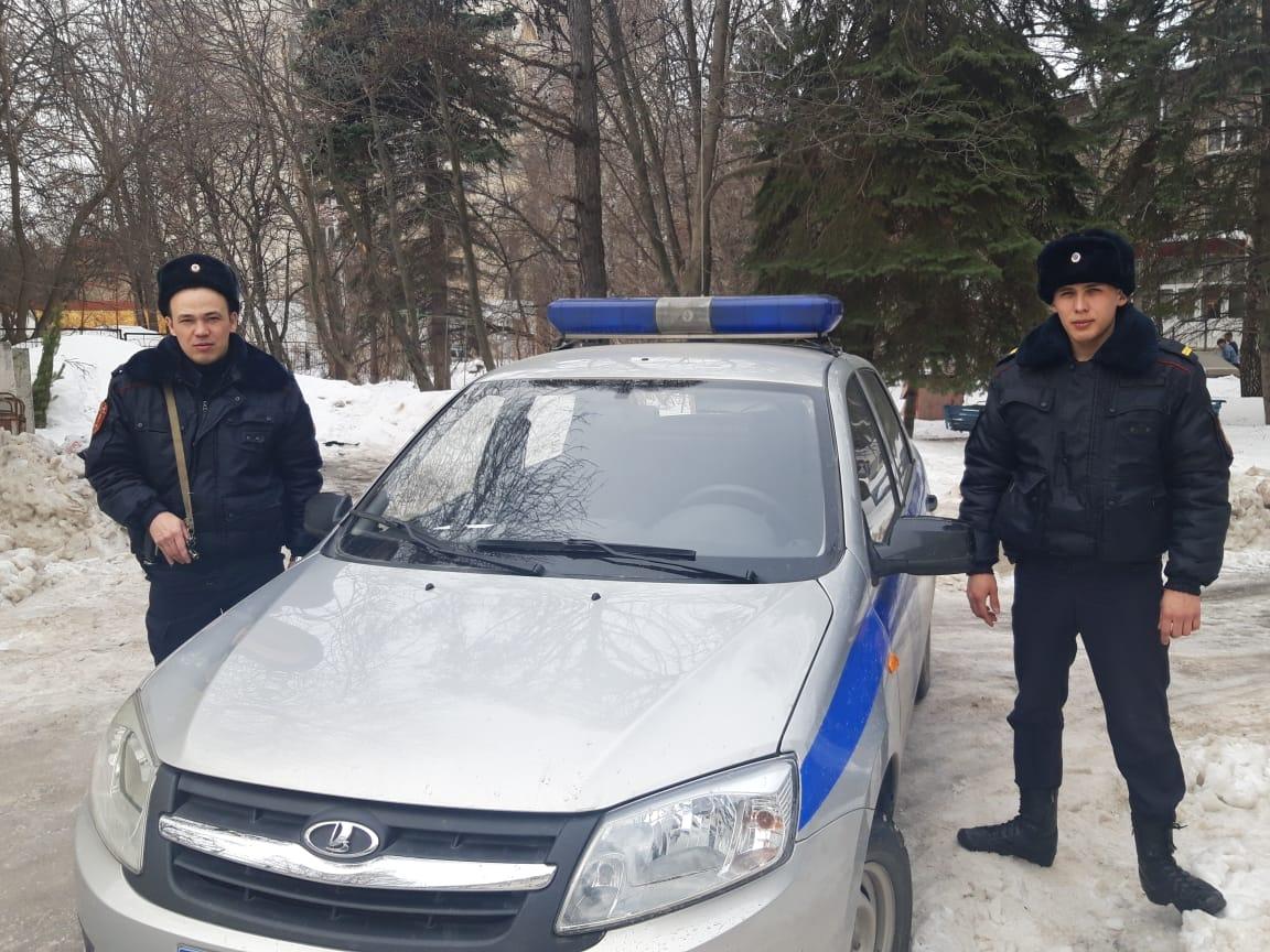 В Башкирии росгвардейцы задержали подозреваемого в угоне автомобиля