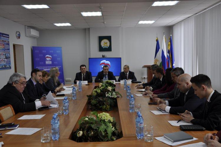В Башкортостане «Единая Россия» взяла на контроль проблему употребления насвая