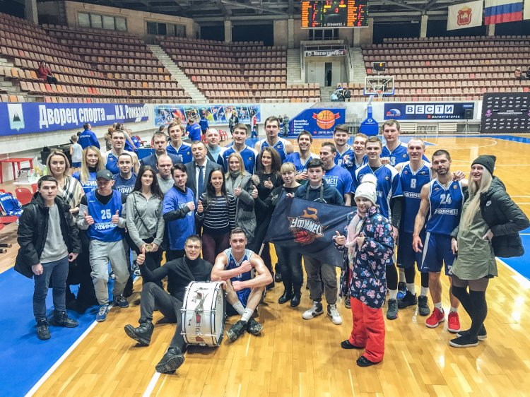«Уфимец» одерживает 30 победу в Суперлиге