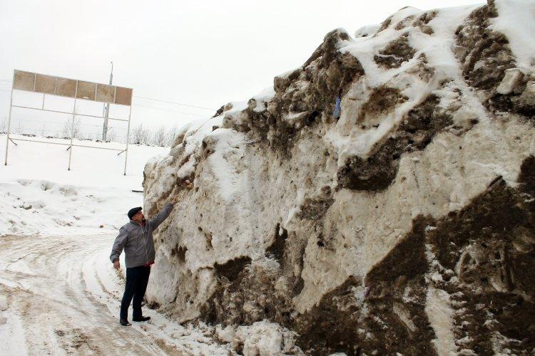 Активисты ОНФ призвали Минэкологии Башкирии взять на контроль незаконные свалки снега