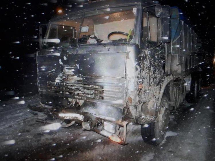 В Башкирии при столкновении КамАЗа и Chevrolet Niva погибла 58-летняя пассажирка