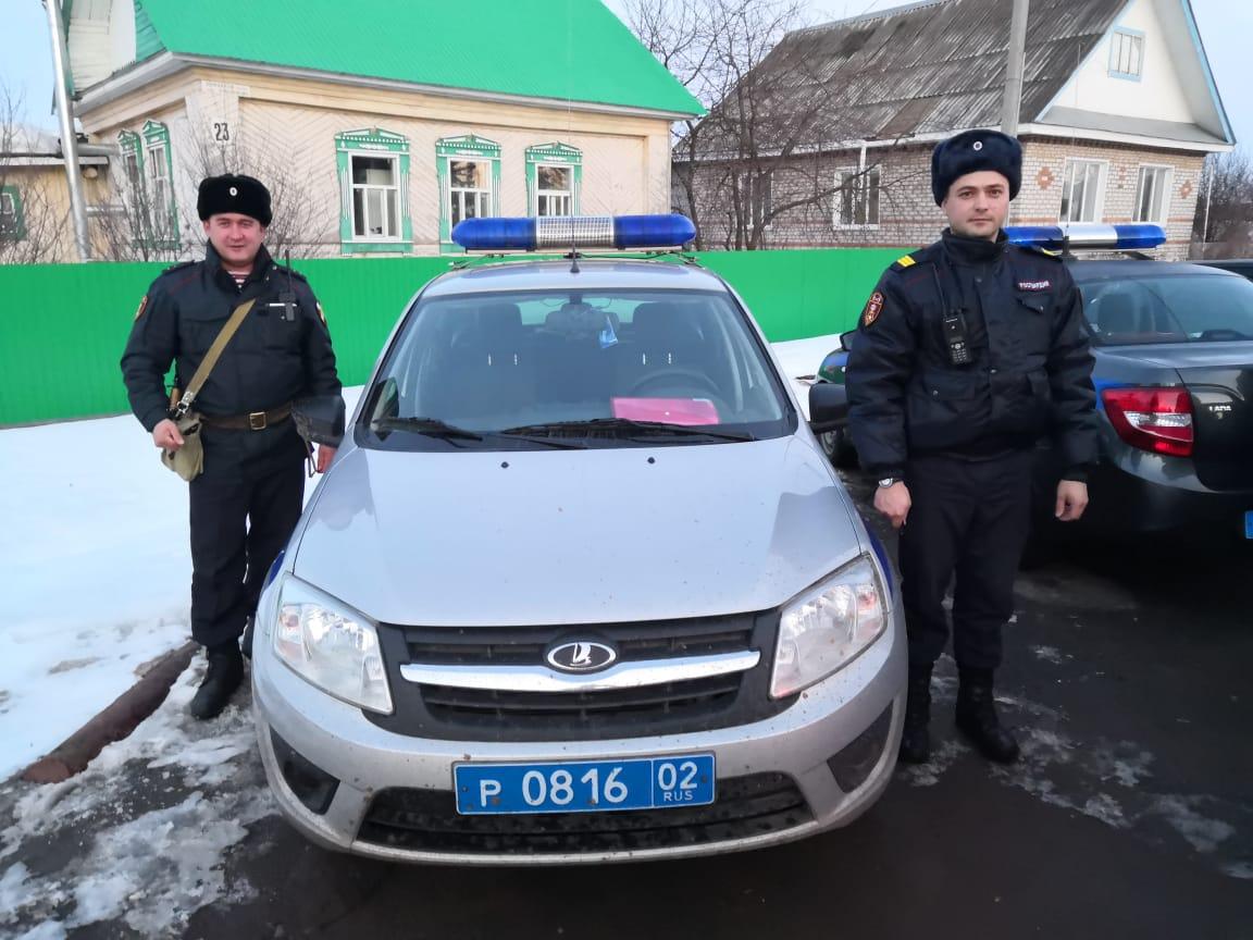 В Башкирии росгвардейцы по горячим следам задержали мужчину, ограбившего девушку-бармена