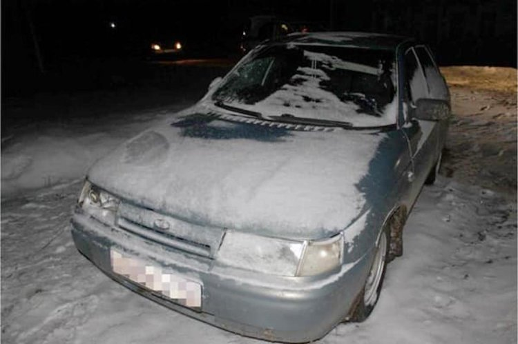 В Башкирии 17-летний водитель сбил на чужом автомобиле пешехода и скрылся