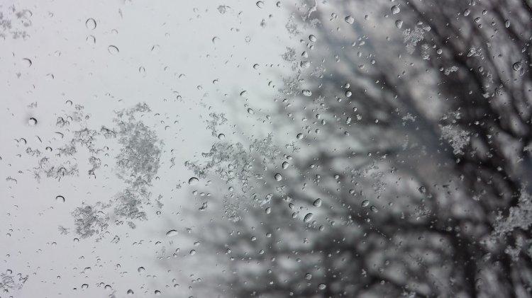 В Башкирии прогнозируется мокрый снег и ветер силой до 17-22 м/с