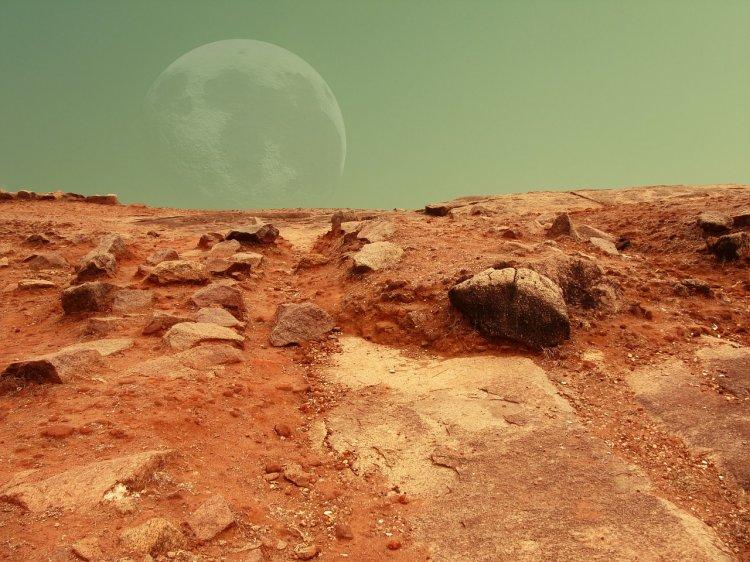 За выбросом метана на Марсе стоят инопланетные бурильщики