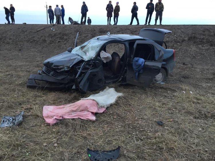 Жуткое ДТП в Башкирии: автомобиль разорвало на части