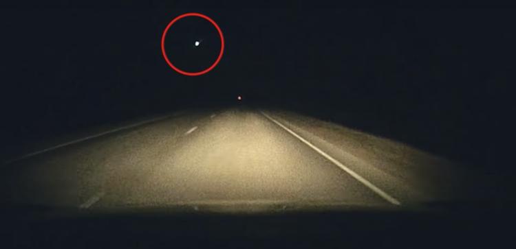 Возможно, метеорит или НЛО: В Башкирии засняли в небе светящийся шар