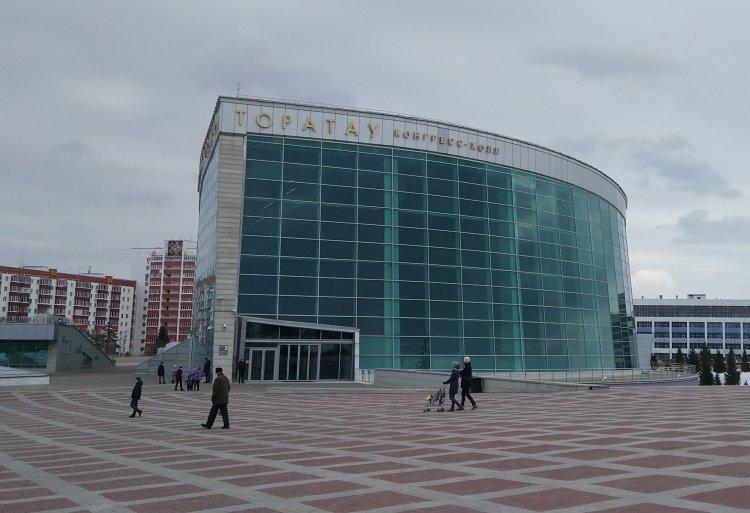Радий Хабиров выступил на Всероссийском съезде учителей башкирского языка и литературы