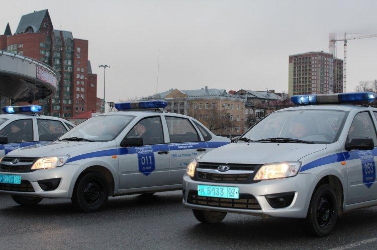 В Уфе росгвардейцы оказали помощь пострадавшим в «пьяном» ДТП