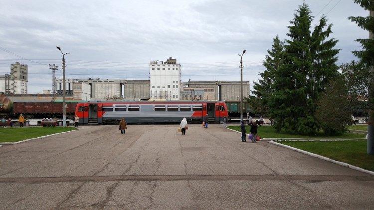 С 1 мая будет запущен поезд по маршруту Уфа-Айгир