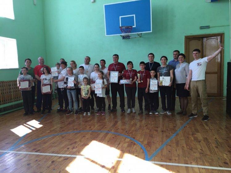 В Стерлитамакском районе выбрали самую спортивную семью