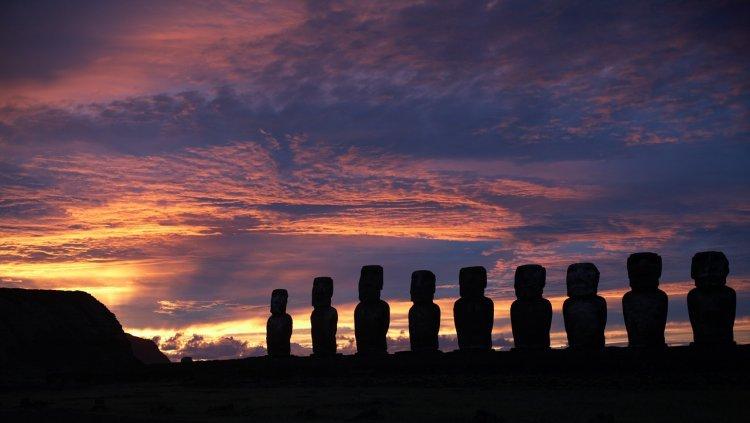 Уфологи увидели базу пришельцев на острове Пасхи