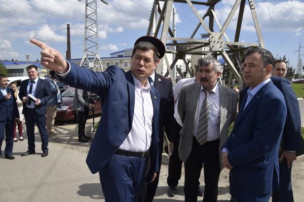 Партийцы взяли на контроль аварийно-опасные участки дорог Башкортостана