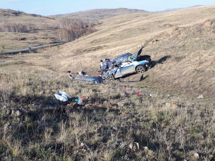 ДТП в Башкирии: водитель Subaru Forester уснул за рулем