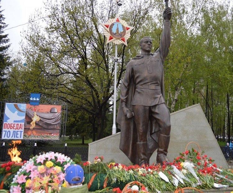 День Победы 9 мая 2019 в Стерлитамаке - программа мероприятий