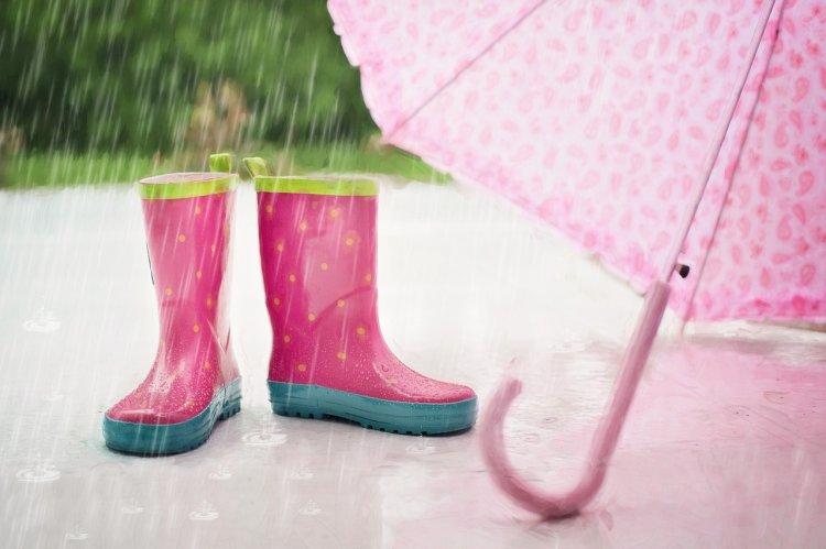 В Башкирии прогнозируются дожди и грозы