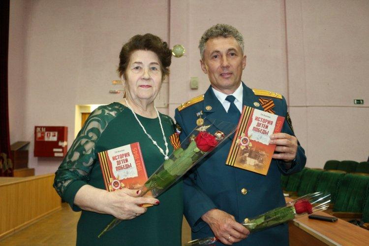 В Стерлитамаке презентовали книгу «История детей войны»
