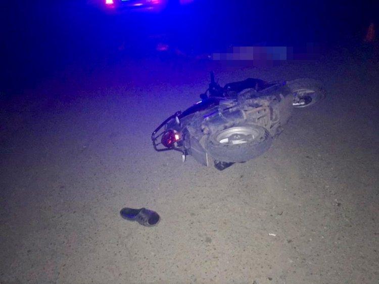 В Уфе во время полицейской погони погиб 30-летний водитель скутера
